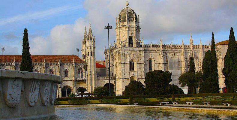 Klooster Mosteiro dos Jerónimos, Lissabon