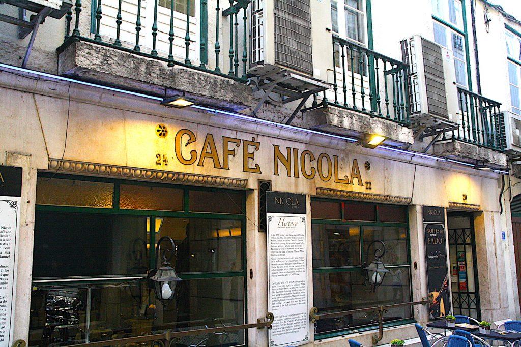 Cafe Nicola back side