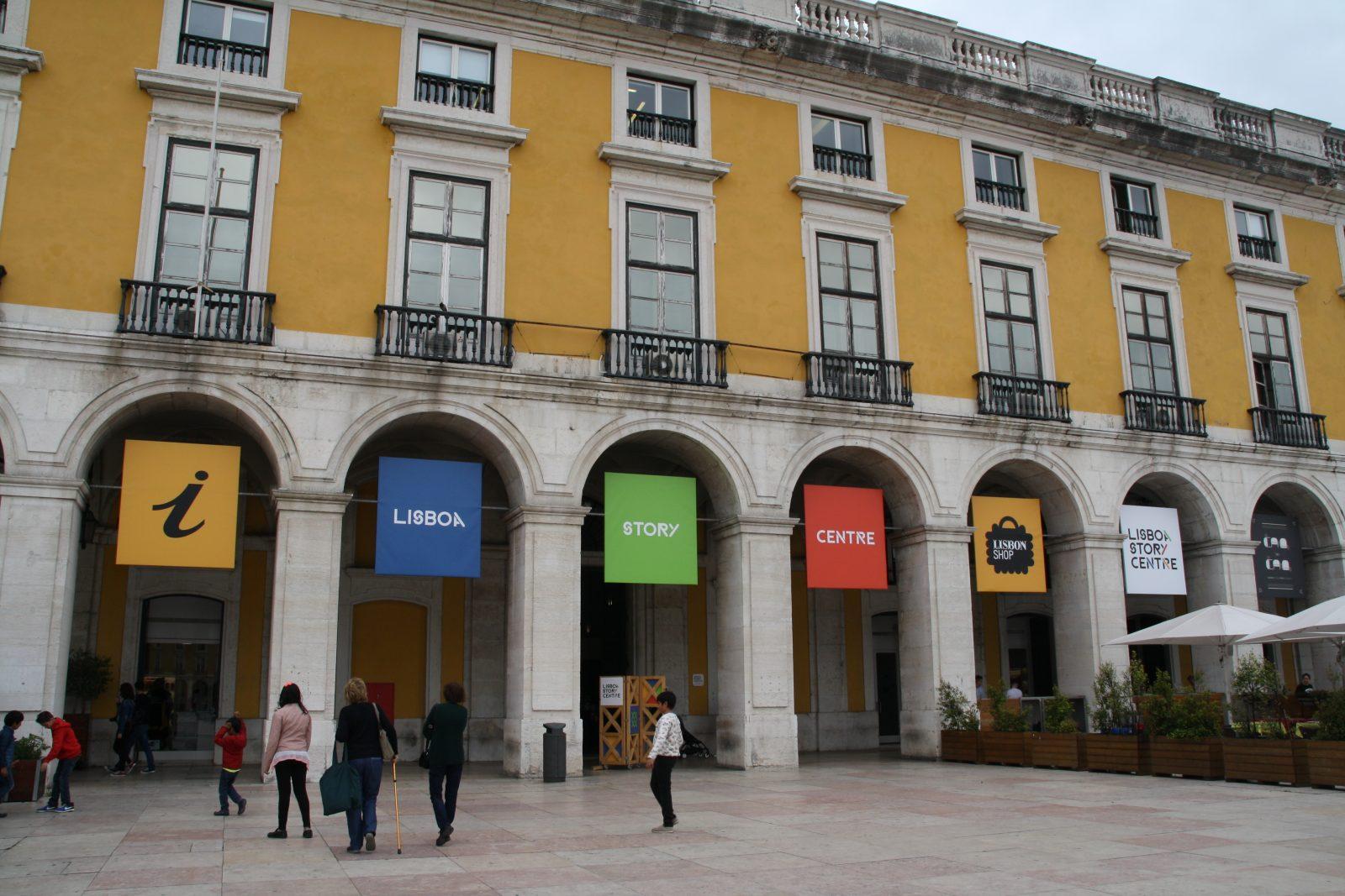 Ask Me Lisboa, Lissabon