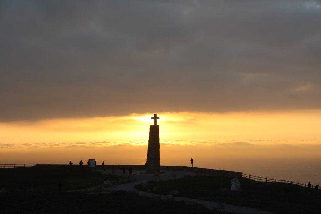 Cabo da Roca sunset