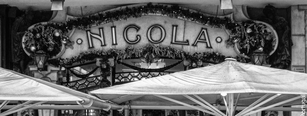 Cafe Nicola Lissabon