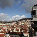 Elevador Santa Justa Lissabon