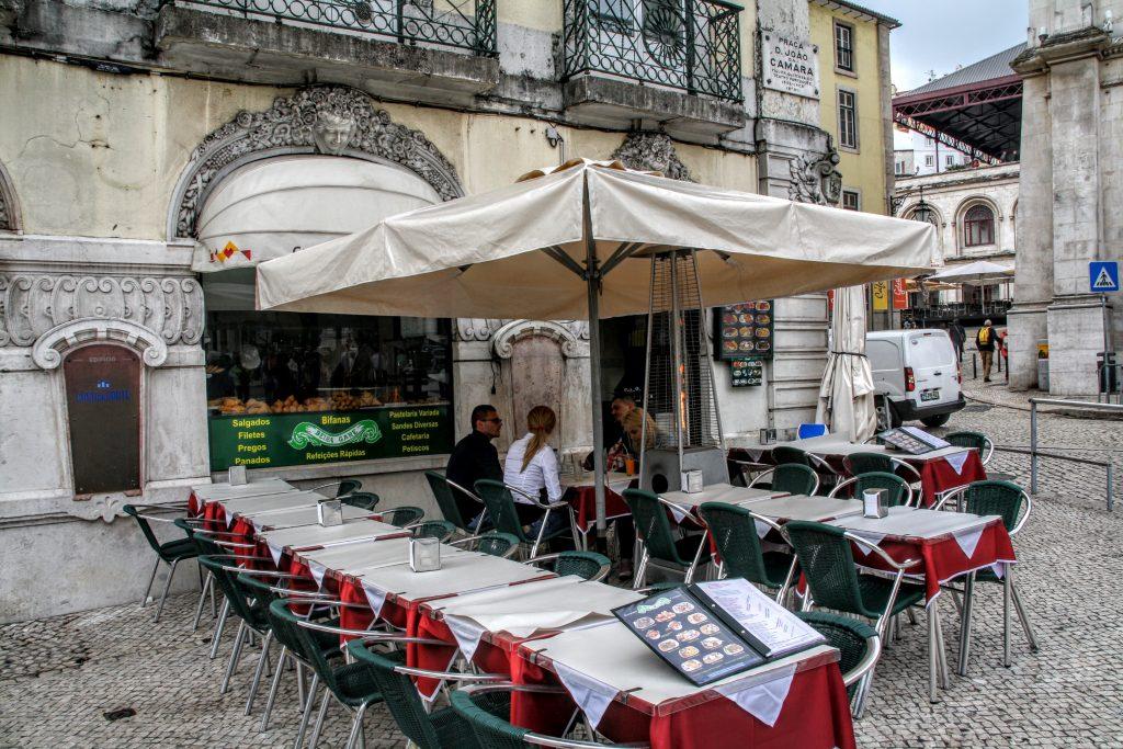 Pastelaria Beira Gare, Lissabon