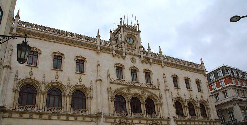 Station Rossio, Lissabon