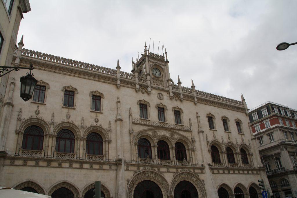 Rossio train station, Lisbon