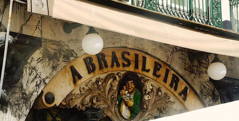 Café A Brasileira in Lissabon