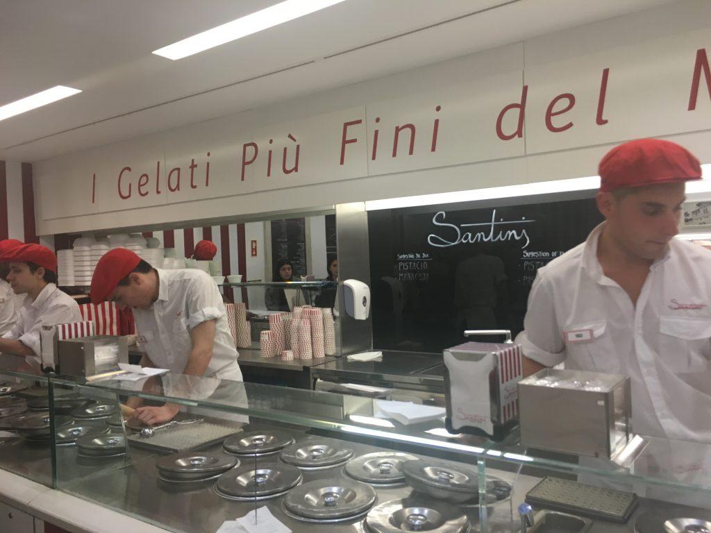 Gelados Santini