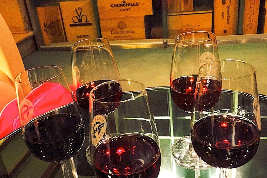 Instituto Dos Vinhos Do Douro E Do Porto in Lisbon