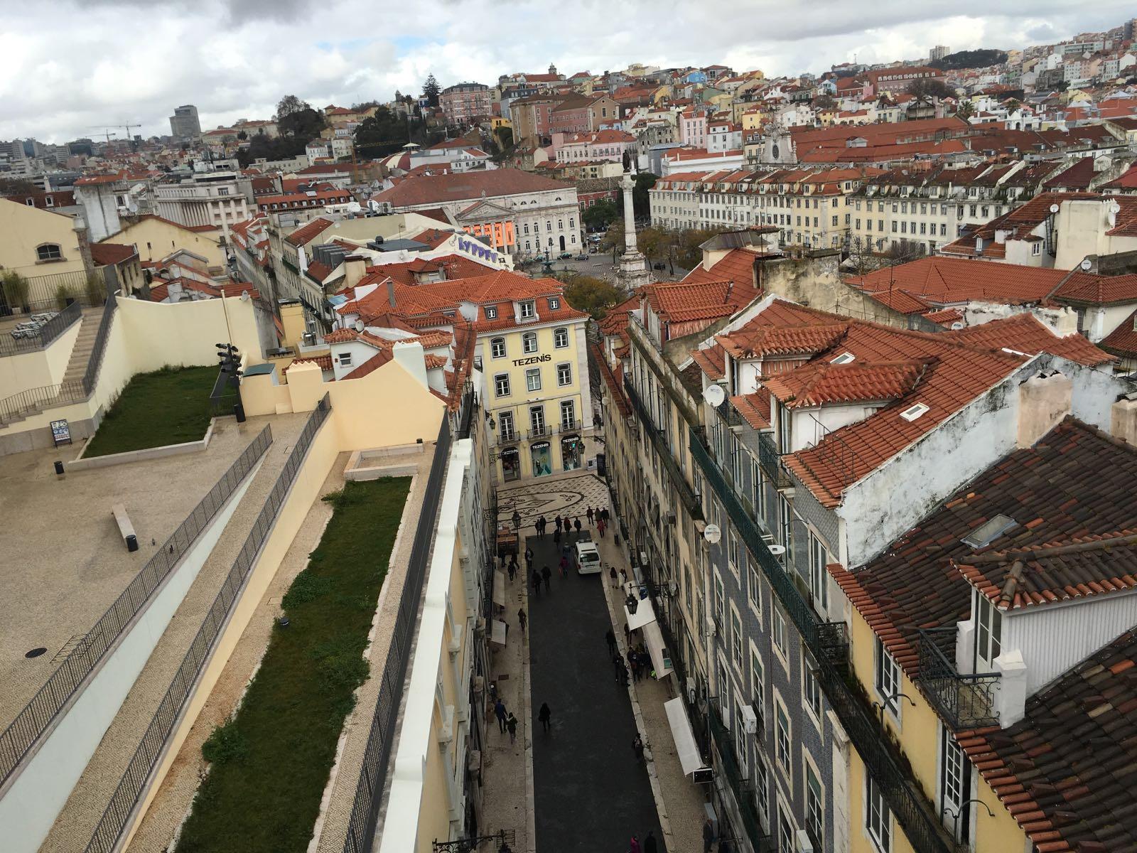 Rua do Carmo, Lisbon
