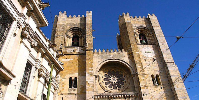 Sé de Lisboa, Kathedraal van Lissabon in Alfama