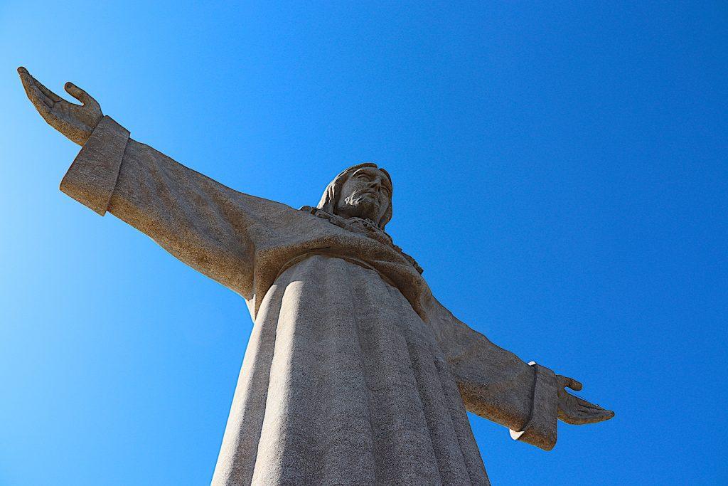 Cristo Rei - gezicht