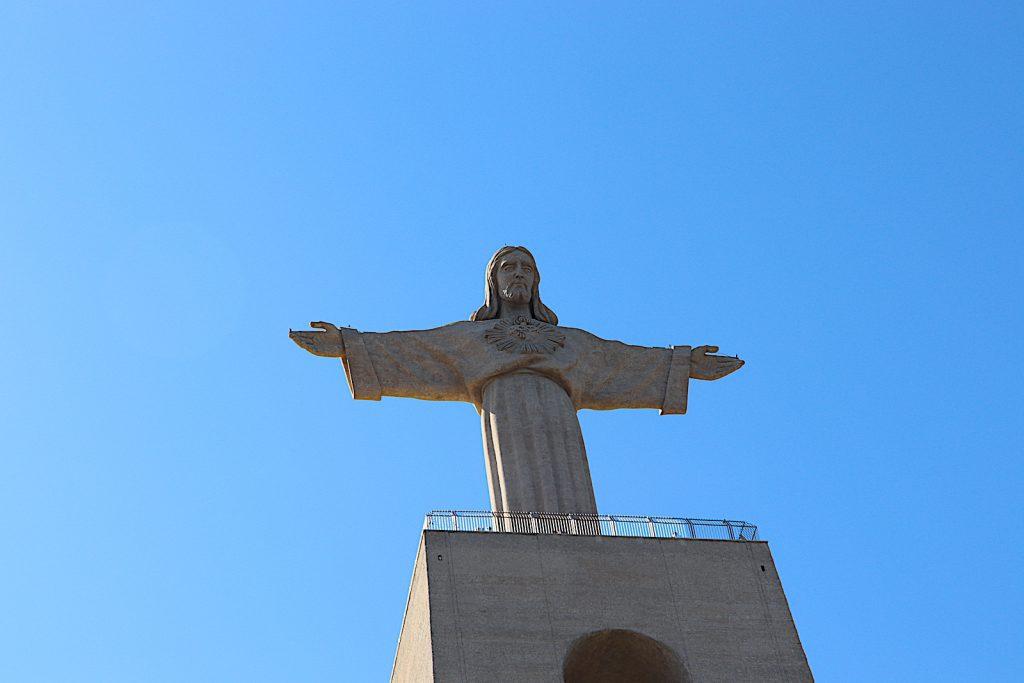 Cristo Rei - paus