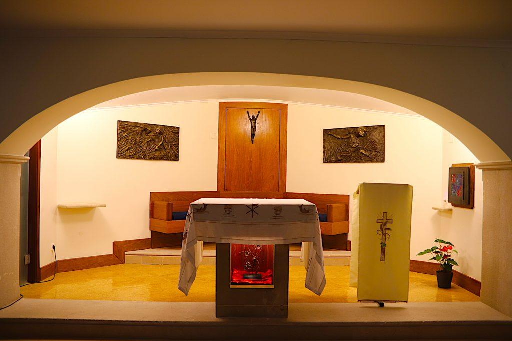 Cristo rei - kapel