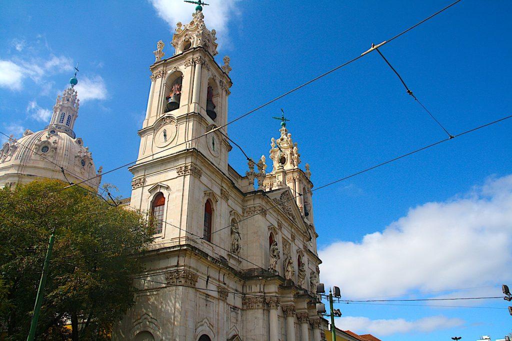 Basílica da Estrela, Lissabon