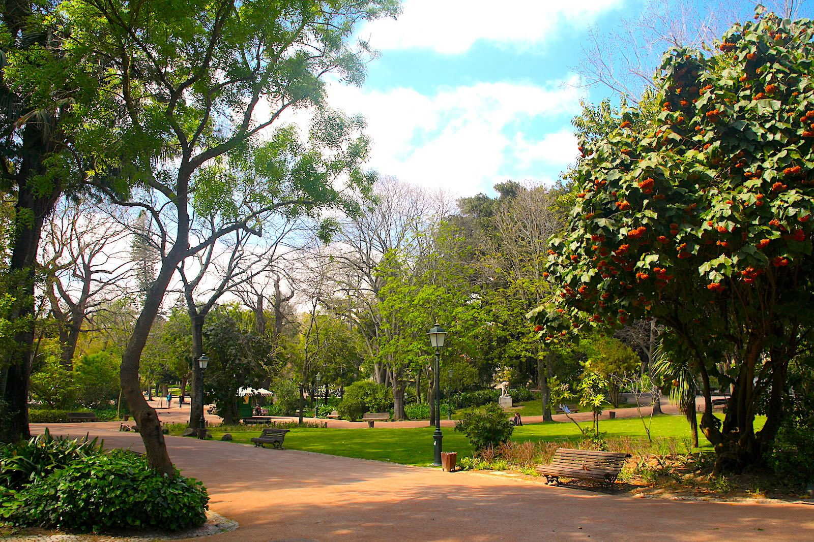 Artesanato Em Couro ~ Jardim da Estrela park voor jong en oud We u2665 ufe0f ufe0f Heart Lisbon