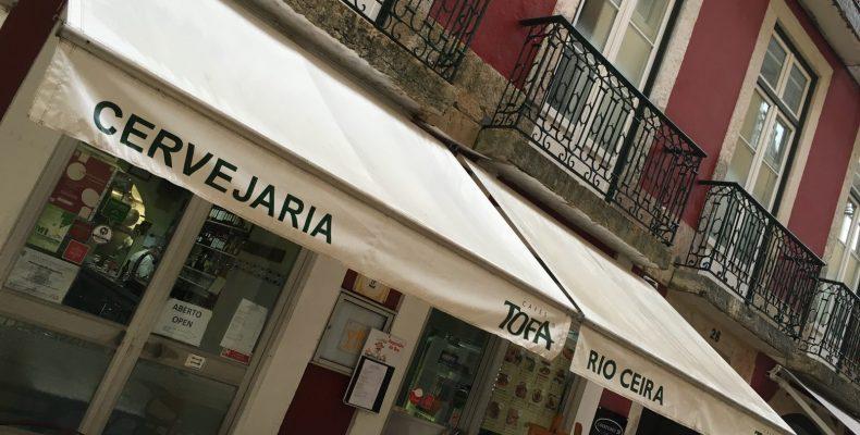 Restaurant Rio Ceira, Lissabon