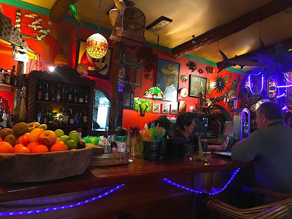 Moinho Dom Quixote bar