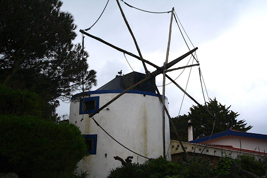 Moinho Dom Quixote molen