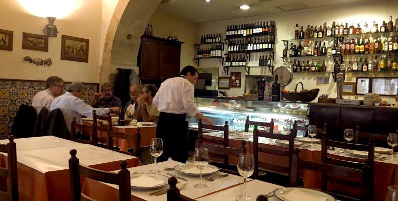 Restaurant Gávea do Mar, Lissabon
