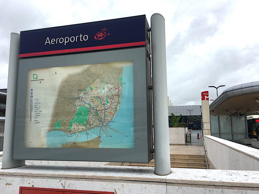 Aeroporto metro