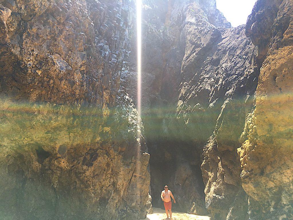 Praiadaadraga grotten