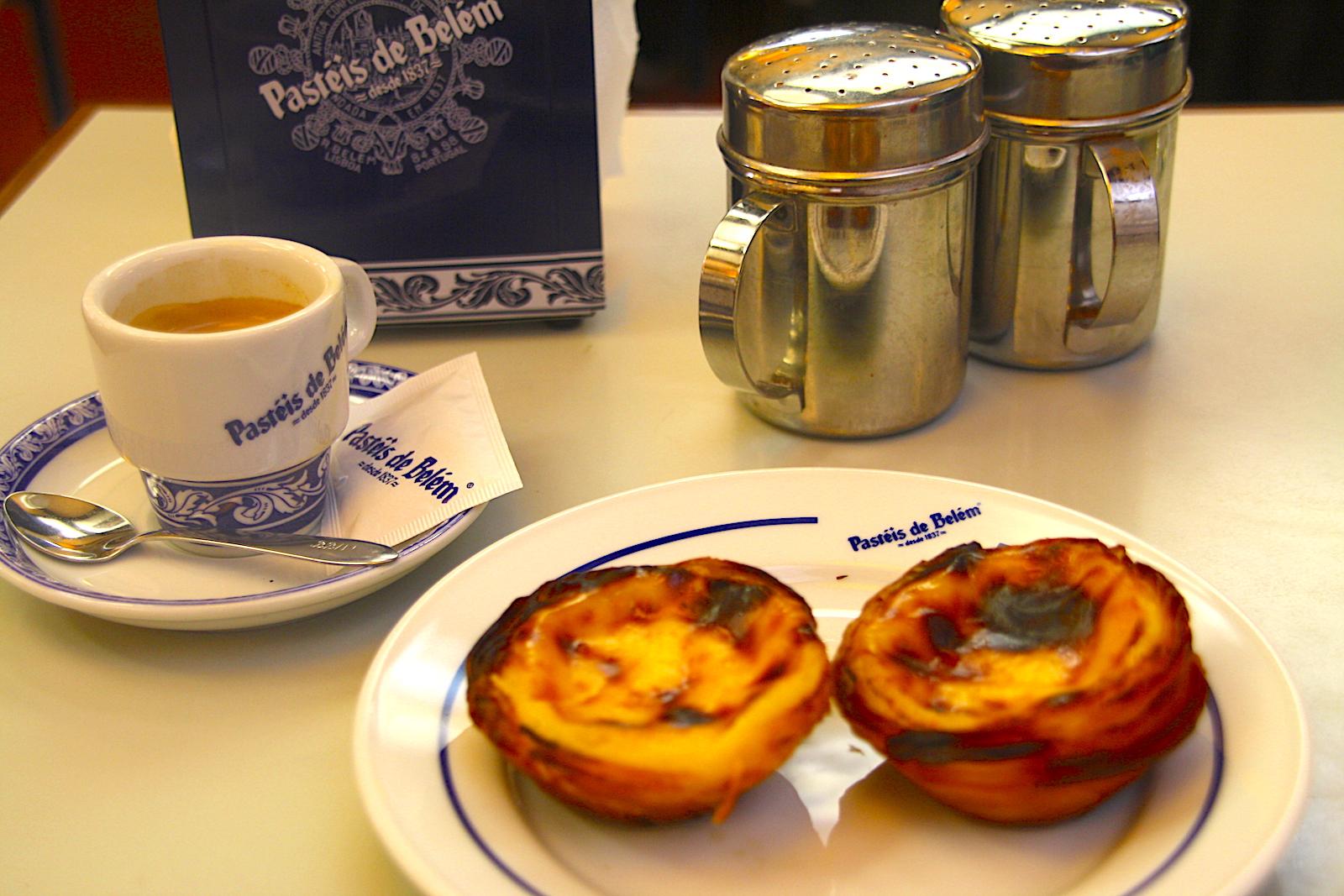 Pastéis De Belém De Originele Pastéis De Nata We Heart Lisbon