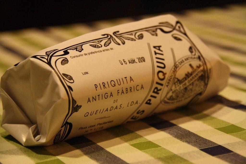 Queijadas van Pastelaria Piriquita in Sintra