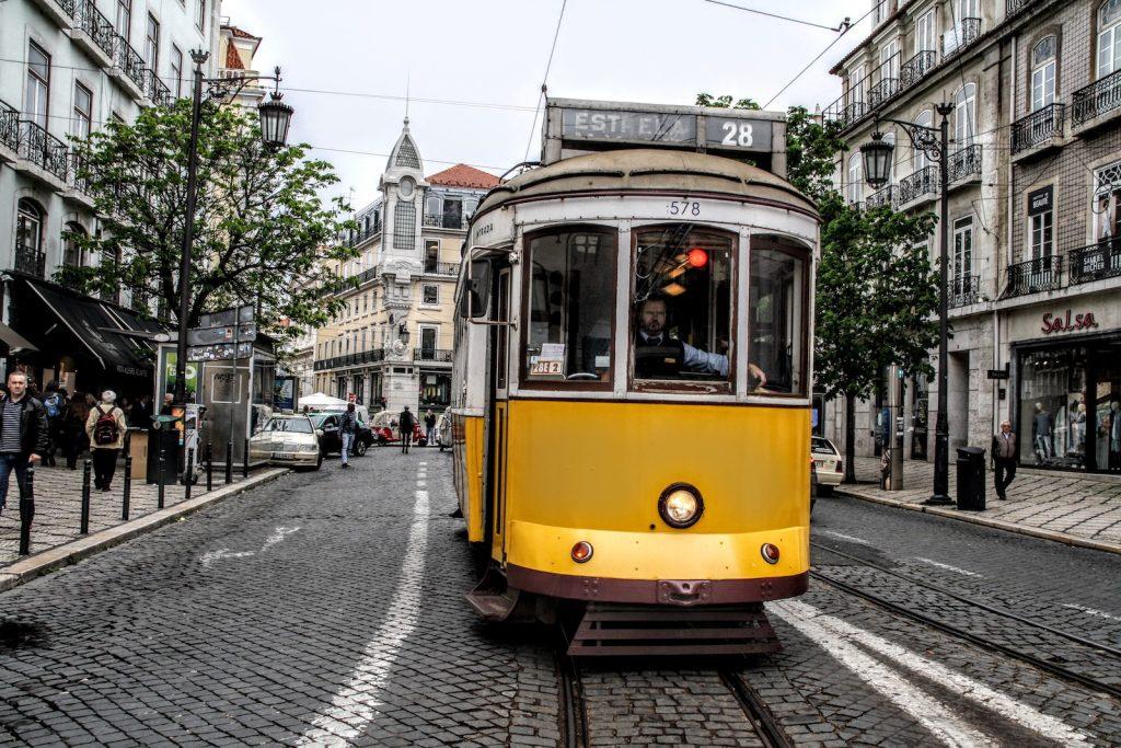 Tram 28 Lissabon, Elétrico 28E