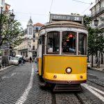 Tram 28 Lissabon, Eléctrico