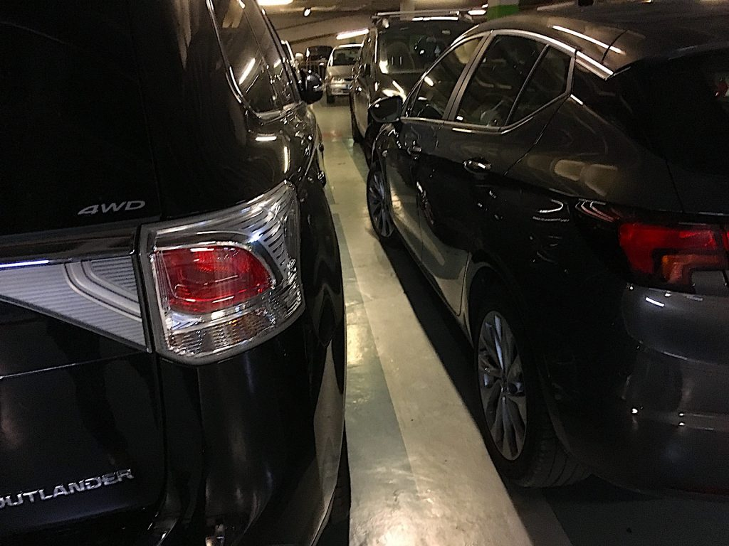 Auo huren - garage