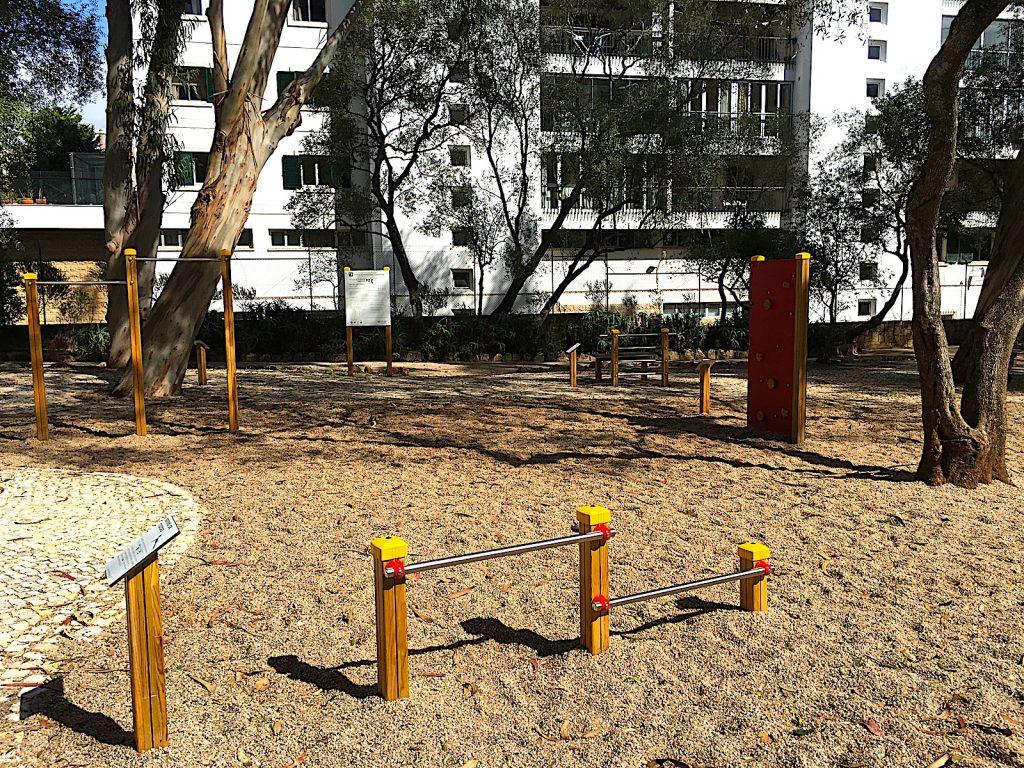 Parque Marechal Carmona - fitness voor wolwassenen