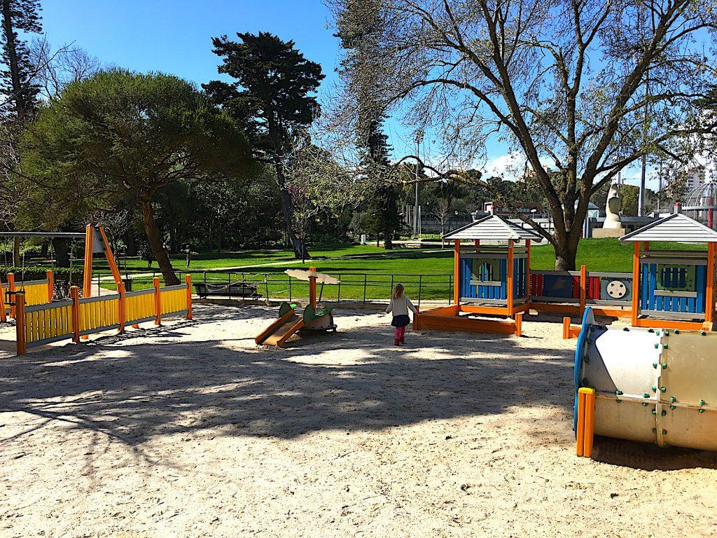 Parque Marechal Carmona - kinderspeeltuin