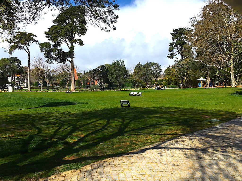 Parque Marechal Carmona - zonneweiden