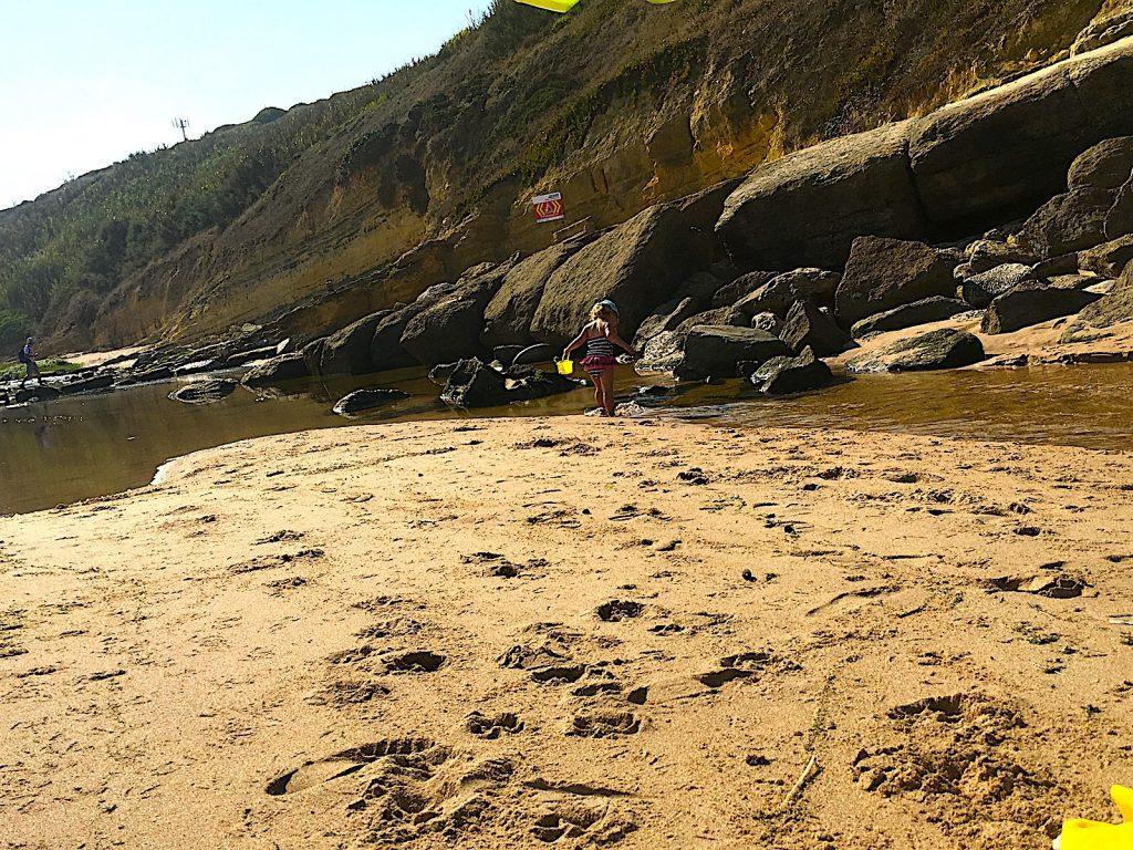 Praia das macas stroom