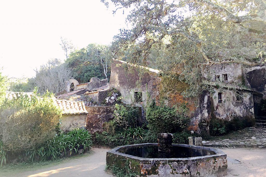 Convento dos Capuchos klooster, Sintra