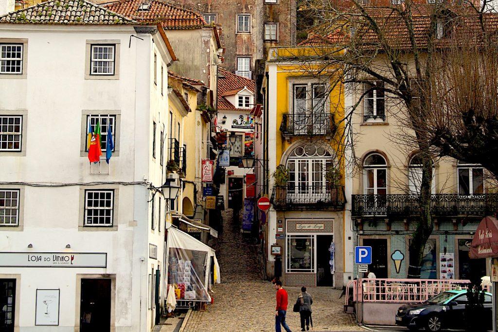 Historisch centrum van Sintra
