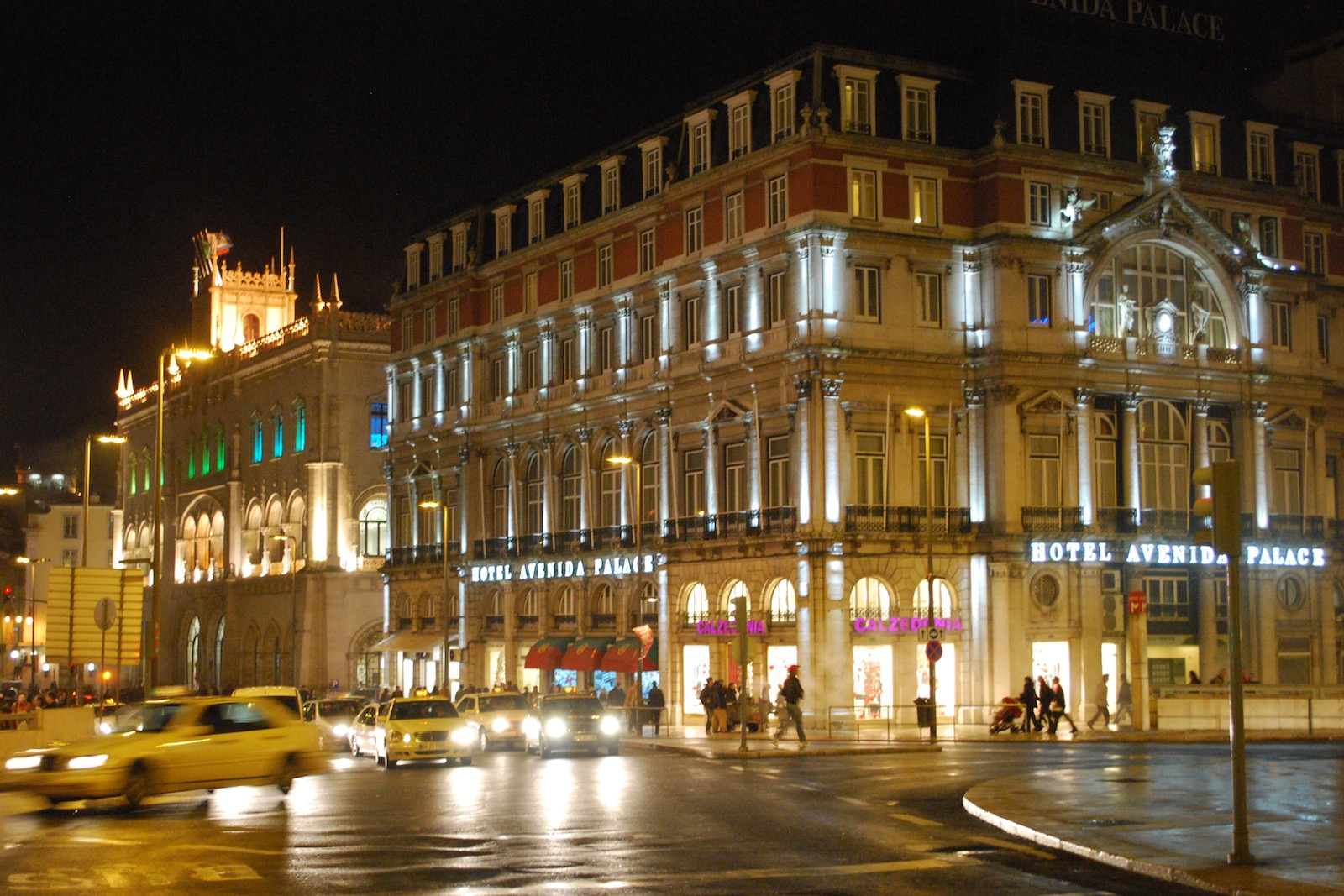 Hotels in Lissabon bij Rossio