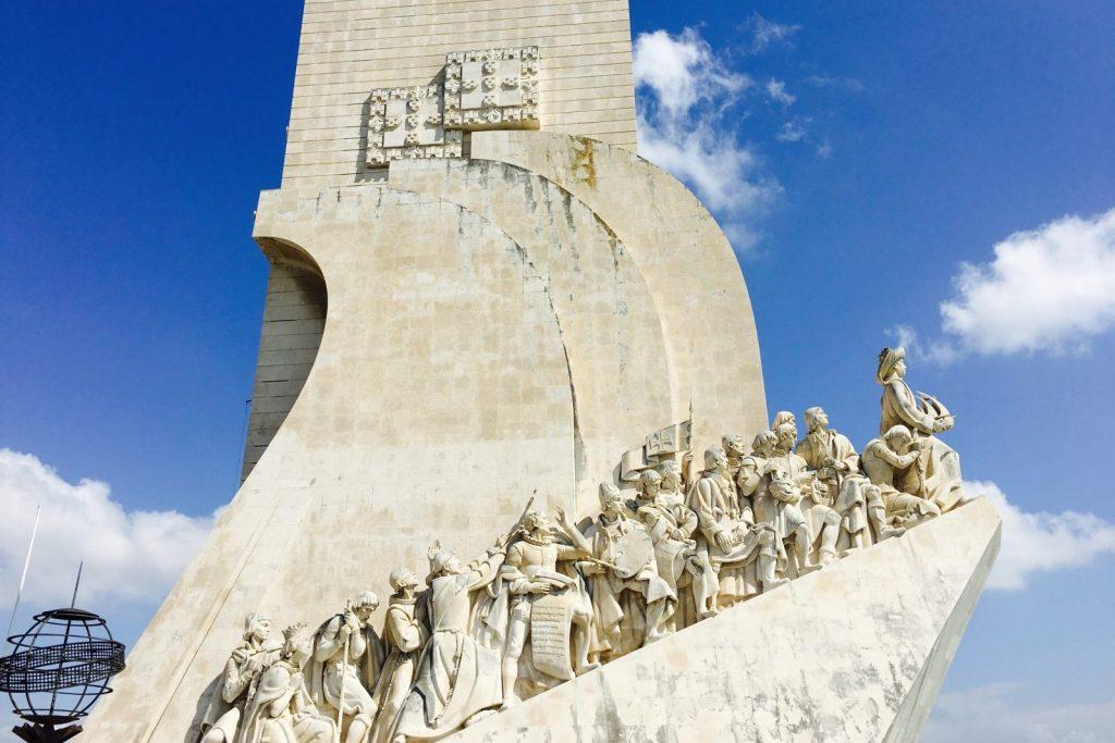 Monument Padrão dos Descobrimentos, Lissabon