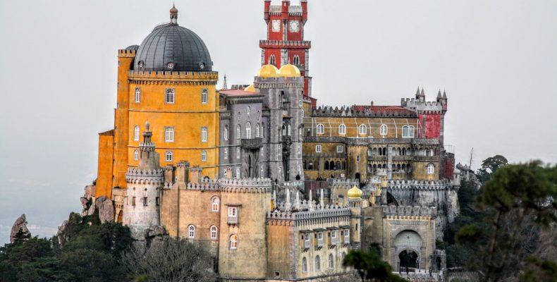 Palácio da Pena in Sintra