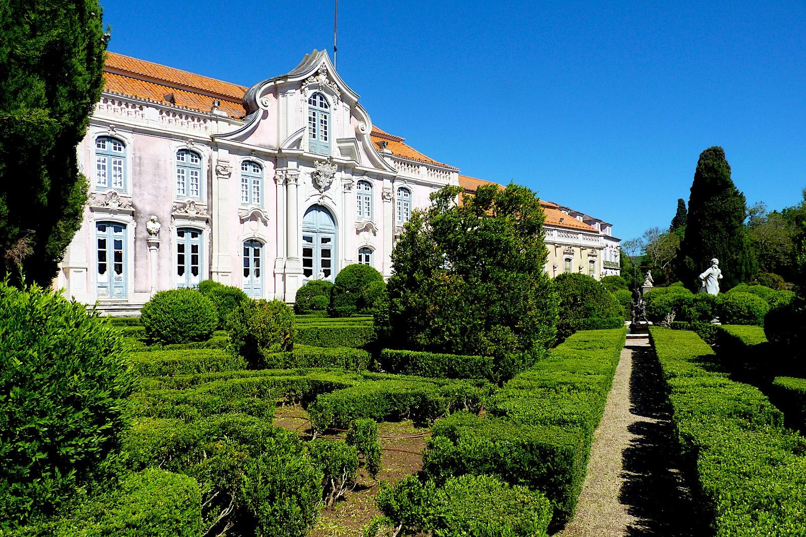 Palácio Nacional de Queluz, Lissabon