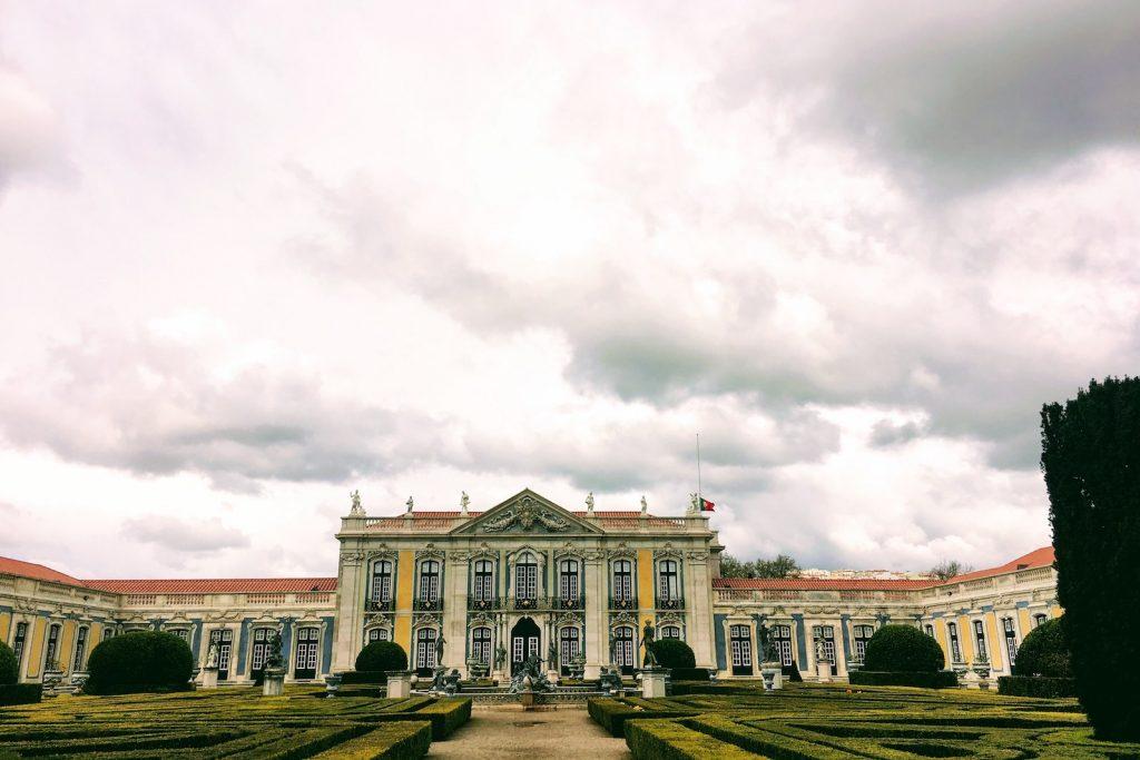 Palácio Nacional de Queluz Lissabon