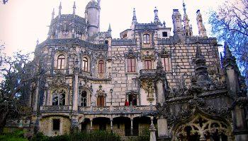 Quinta da Regaleira, Sintra (foto (c) Juan Medina)