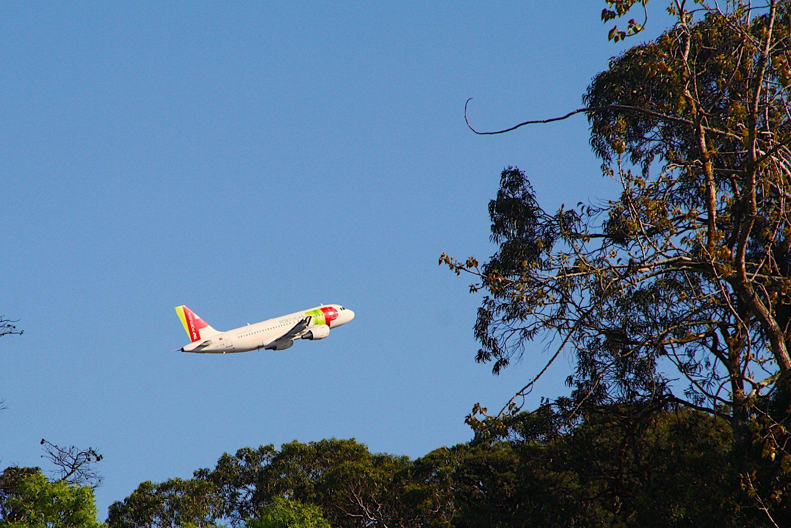 Vliegtickets Lissabon, vliegen met TAP Portugal