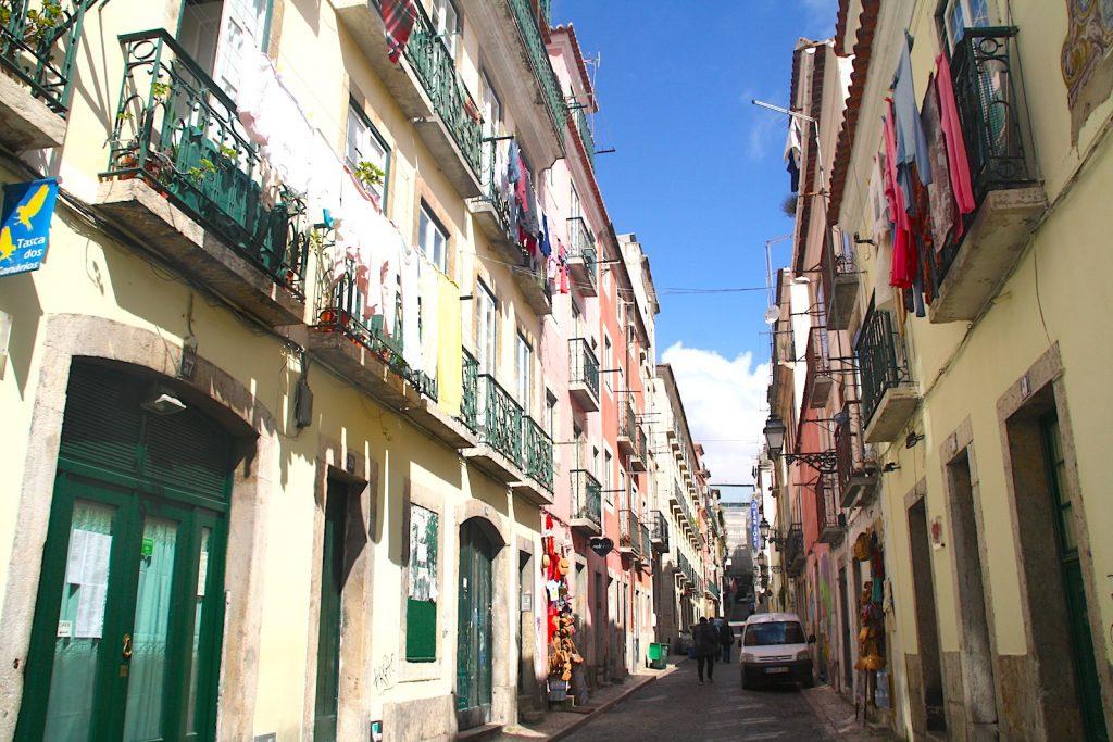 Bairro Alto, wijk in Lissabon