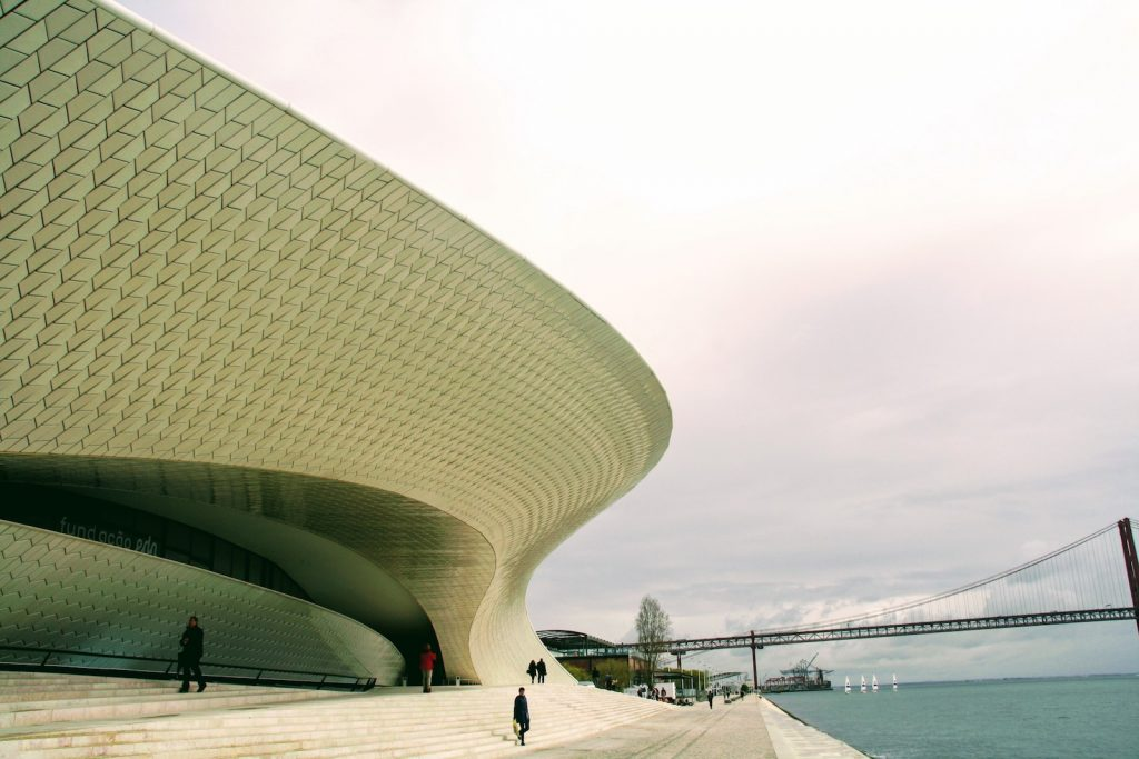 MAAT - Museum of Art, Architecture and Technology in Lissabon