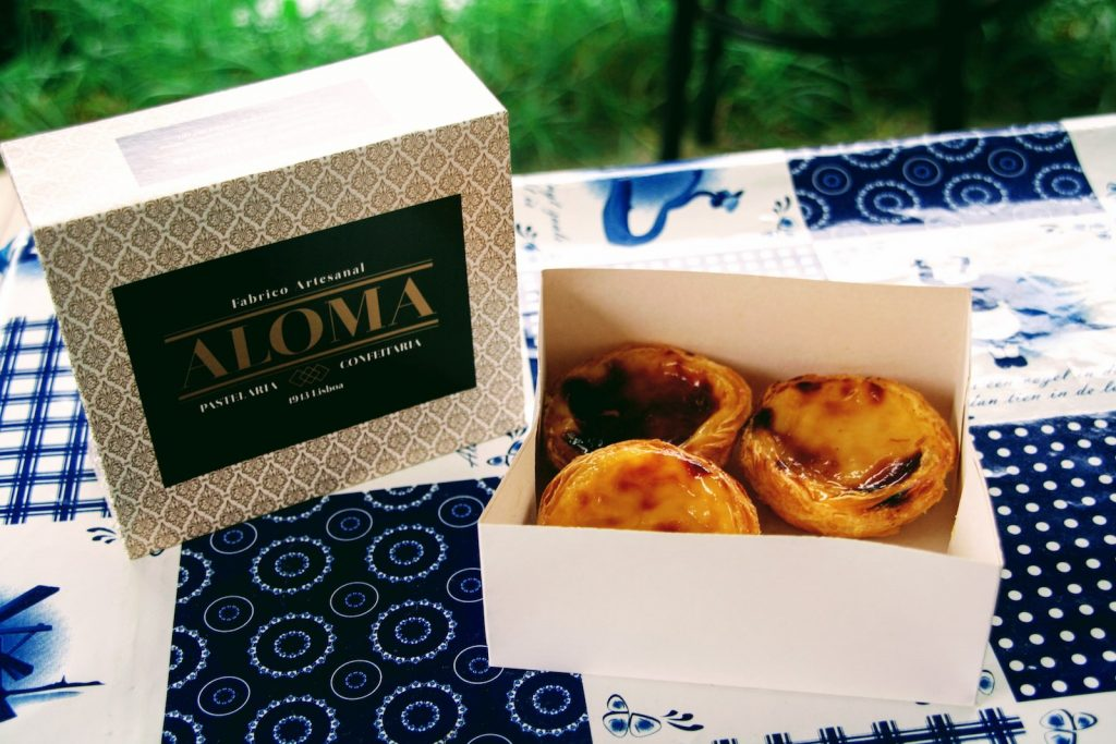 Pastelaria Aloma - die besten Pasteis de Nata der Welt