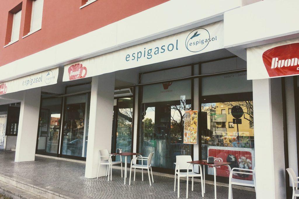 Pastelaria Espigasol, Lissabon