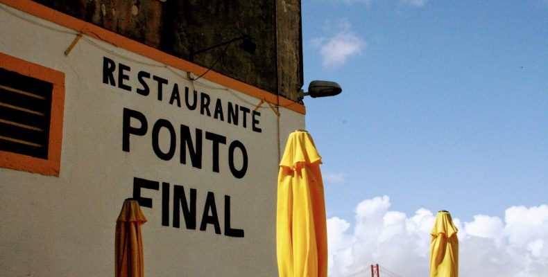 Restaurante Ponto Final, Lissabon