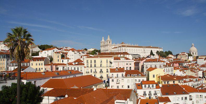Das Wetter in Lissabon