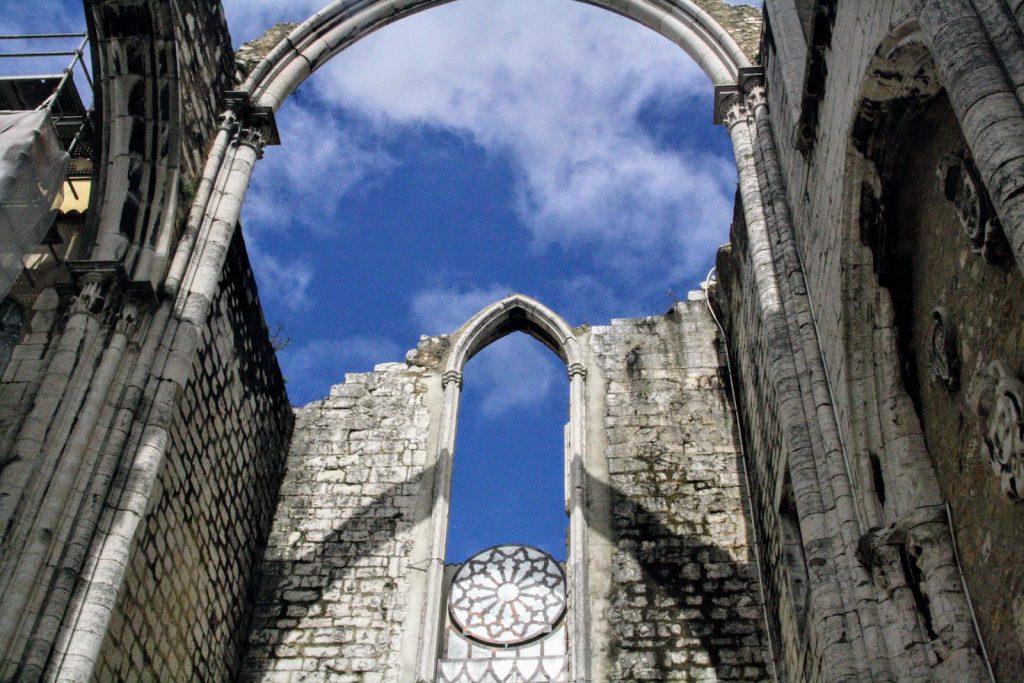 Convento do Carmo (Carmoklooster), Lissabon